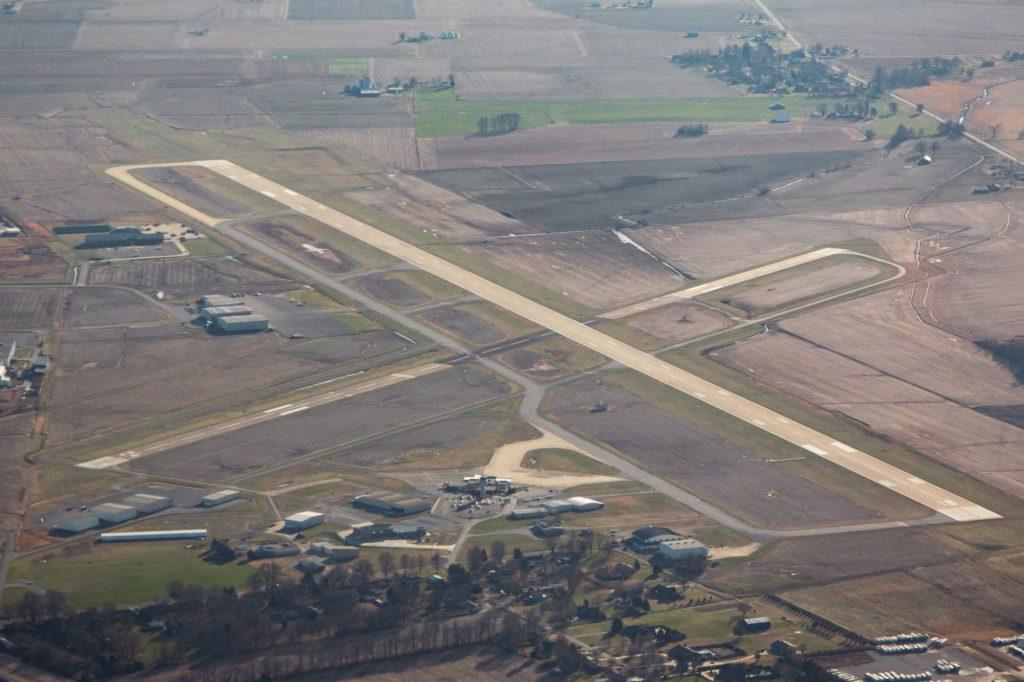 Owensboro-Daviess County Regional Airport Runway